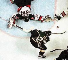 Brett Hull's Stanley Cup winning Goal for the Dallas Stars in '99