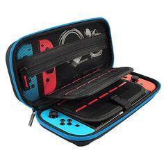 Nintendo Switch Accessories, Gaming Accessories, Nintendo 3ds, Nylons, Console, Xbox, Nintendo Switch Case, Mundo Dos Games, Crafts