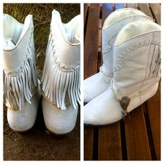 Vintage 80s OTK Leather Boots IBINKA Designs by LotusvintageNY ...