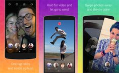 """Instagram has launched its ephemeral messaging app named """"Bolt"""" for iOS and Android. The app will enable users to send photos or videos to their friends quickly via one tap."""