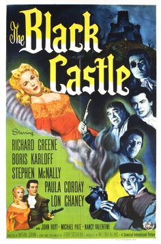 The Black Castle....1952