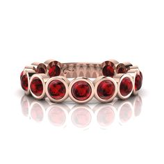 Silver Rhodolite Ring. R2500 Product Code- WR00142 Eternity Ring, Night Out, Cufflinks, Elegant, Rings, Silver, Fun, Accessories, Collection