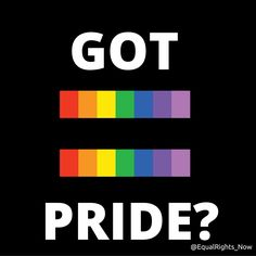 June is Pride Month! Got Pride? #LGBTPride #lgbtqia #LoveWins