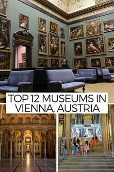 Vienna Best museums, Vienna fine arts and culture, Vienna Top 12 Museums, Austria #viennamuseums #viennafineart #wien #Austria #museums #viennaculture by theviennablog.com #theviennablog