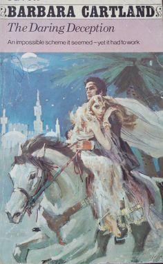 Barbara Cartland Books and Cover Art: May 2009