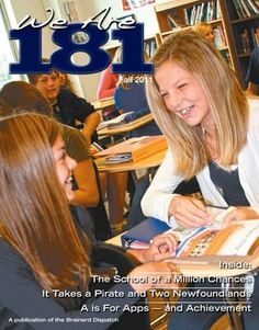 """Fall Issue of Brainerd Schools """"We are 181"""""""