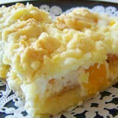 Peachy Keen Bars | FoodGaZm..
