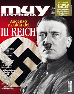 100 páginas dedicadas al III Reich, Hitler, el Holocausto, Berlín, Núremberg ...  No te pierdas el último Muy Historia que encontrarás en tu kiosco habitual, Zinio ( http://bit.ly/1tqv6R1 ) y Kiosco y más ( http://bit.ly/1wk4XWz )