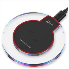 #JETech Samsung Galaxy S8 and S8 Plus Wireless Charger - Get the best #Samsung #GalaxyS8 and #GalaxyS8Plus #Wireless #Chargers and charge your device with Fast Charge #technology.  https://www.indabaa.com/best-samsung-galaxy-s8-s8-plus-wireless-chargers/