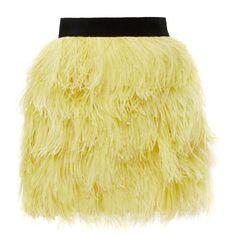 No. 21 Zizi Skirt ($1,420) ❤ liked on Polyvore