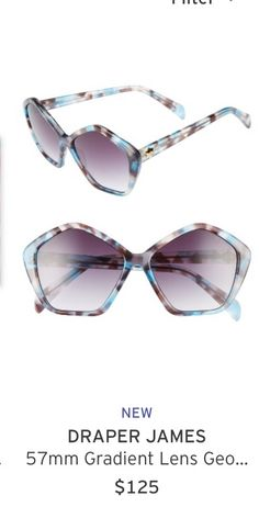 1e6c18f792f These are women s blue lens sunglasses from Draper James