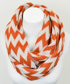 Take a look at the Leto Collection Rust & White Chevron Infinity Scarf on today! Chevron Infinity Scarves, Circle Fashion, Dottie Couture Boutique, Fall Must Haves, Cute Scarfs, Fashion Beauty, Women's Fashion, Fashion Ideas, Passion For Fashion