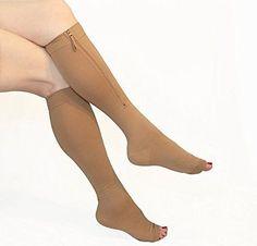 Compression Socks for Varicose Veins and Edema 20-30mmHg Sizes Medium-XXL