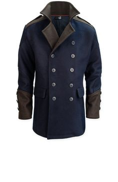 Wear the elegant and warm Assassin's Creed Unity – Arno coat in tribute to Arno Dorian