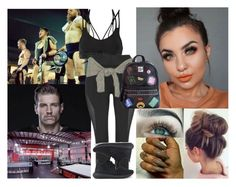 """""""⚰EVIE⚰The New Guy ✖️READ DESCRIPTION✖️"""" by thenxtdiva ❤ liked on Polyvore featuring WWE, Calvin Klein Underwear, Topshop, 3.1 Phillip Lim, adidas Originals, Chicnova Fashion and bathroom"""