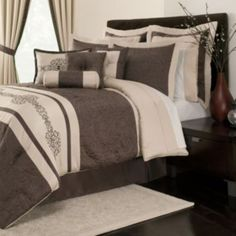 Home Classics Augustine 20-pc. Bed Set - King