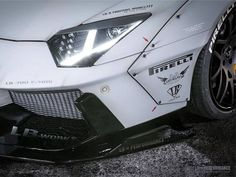 Liberty Walk Got Its Hands On An Aventador And This Is What Happened