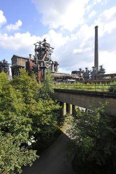 Landschaftspark Duisburg-Nord - Architecture & Nature