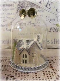 My Shabby Chateau: More Glittery Christmas Fun!