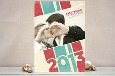 Everything is New Again New Year's Photo Cards by ... | Minted