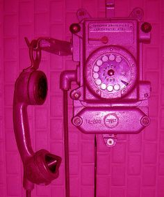 This types of telephone is no longer existing in our daily life. It is one of a very old items that people used in the past.