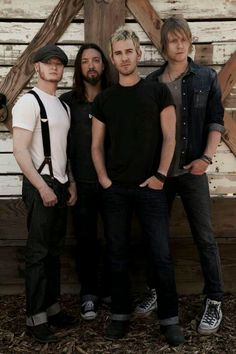 Lifehouse/ I was so lucky to have met them! 12/19/12 awesome!