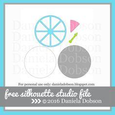 Spin wheel by Daniela Dobson