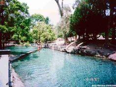 Al norte de Saltillo, y 54 al sur de Piedras Negras está el balneario Ojo de Agua, el cual posee aguas termales.