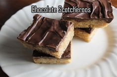 Here is the recipe of chocolate scotcheroos for all chocolate lovers.  Just follow the steps and make yummy dessert to grand your occasion. No other desert can be equivalent to the taste of chocolate scotcheroos. I'm damp sure that you will love to taste it again after tasting the chocolate scotcheroos . Each bite of …
