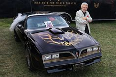 This rare Smokey and the Bandit Pontiac Trans Am crossed the Barrett-Jackson auction block, selling for over half a million dollars.