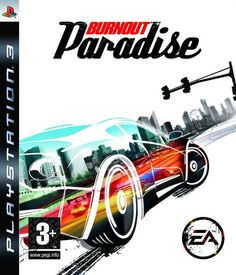 Burnout Paradise (Sony PlayStation for sale online Ea Games, Xbox 360 Games, Playstation Games, Burnout Paradise, Road Rage, Burnout 3, Arcade, Nintendo, Latest Video Games