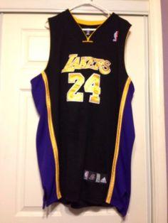 Mens Kobe Bryant Jersey  Sz 54