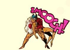 """That... man!""Uncanny X-Men #245"