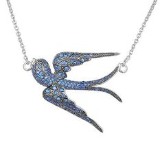 CZ Necklaces-KIVN Fashion Jewelry Classic Swallow cubic zirconia pendant Necklaces for Women, http://www.amazon.com/dp/B01E0T3WOM/ref=cm_sw_r_pi_n_awdm_fpdKxb8B99A03