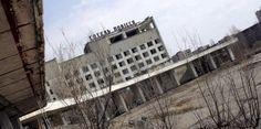 Desastre nuclear de Chernóbil no acaba 30 años luego de la...