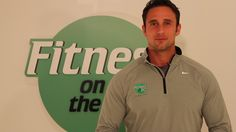 Dan Mezheritsky turned his passion for fitness into a seven-figure business. Credit: Fitness on the Go.