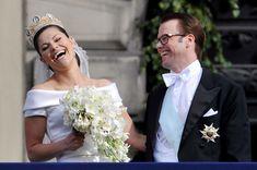 Princess Victoria in Wedding Of Swedish Crown Princess Victoria & Daniel Westling - Cortege