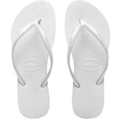 3604711438e Havaianas Slim Sandal (83 PEN) ❤ liked on Polyvore featuring shoes
