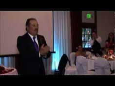 Dad Refused To Give a Speech At His Daughter's Wedding And He Did This Instead