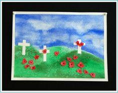 dot day art projects that artist woman: Remembrance Day painting - Art Project - have used with grade. and it always turns out great! Remembrance Day Activities, Remembrance Day Poppy, Poppy Craft For Kids, Art For Kids, 3rd Grade Art, Grade 2, Fourth Grade, Fall Art Projects, School Projects