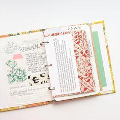 On still keeping a notebook - so inspiring!!