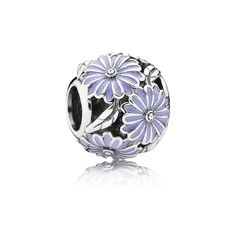 Daisy Meadow, Lavender Enamel [791487EN66_2494] - $9.79 : New Charms Rings Bracelets Collections Earrings Essence Necklaces Gifts