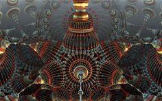 Alien Hookah Pipe Digital Art
