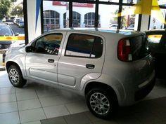 Fiat Uno Vivace 1.0 flex 4p 2013