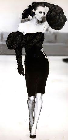 Vintage Chanel | Ines de la Fressange |