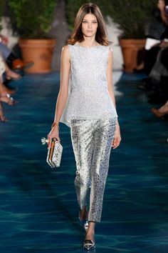 Tory Burch Spring 2014 RTW - Runway Photos - Fashion Week - Runway, Fashion Shows and Collections - Vogue