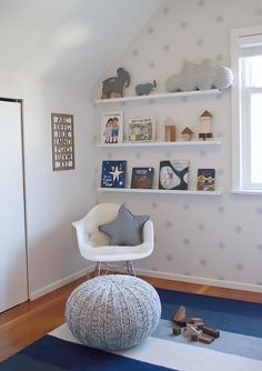/ Nursery Baby Decor, Toddler Boy Bedrooms, Baby Boy Bedroom Ideas, Baby Boy Rooms, Baby Boy Nurseries, Baby Bedroom, Nursery Room, Toddler Boys, Girls Bedroom