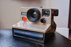 Love Lemon Blog - Vintage Polaroid - see blogs for the photos I took with this beauty