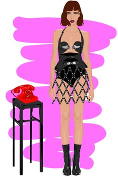 """8 Easy Halloween Costumes That Will Win You ALL The Compliments #refinery29  http://www.refinery29.com/simple-easy-halloween-costumes#slide-1  The Starlet Who Didn't Get The Call For """"Bad Blood""""Taylor Swift's music video for """"Bad Blood"""" was, essentially, a roll call of Hollywood's Pretty Young Things. Gigi! Selena! Zendaya! For weeks before its premiere, we were teased with character posters, preview snippets, and othe..."""