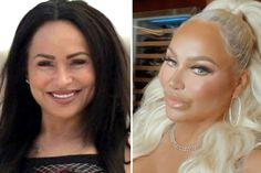 darcy and stacy - Google Search Plastic Surgery, Illusions, Photoshop, Celebrities, Beauty, Women, Celebs, Optical Illusions, Celebrity